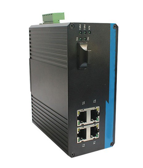 Industrial Ethernet Switch 3*1000Mbps SFP Ports and 6*10/100Mbps RJ45 Ports pictures & photos