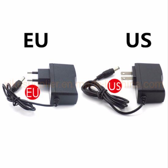 Universa Adapter Power Supply AC 110-240V DC 3V 4.5V 5V 6V 7.5V 9V 12V for 1A LED Light Strip 12 Volt 1 a AC / DC Converter