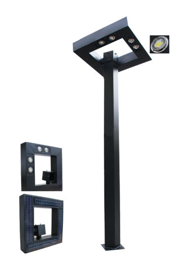 High Luminous Modern Stylish High Power Solar LED Garden Light Outdoor and Components pictures & photos