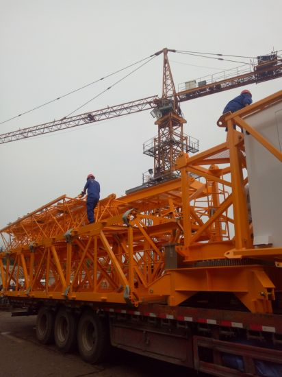 Dahan 5t Qtz63 (5013) Top Kit Tower Crane