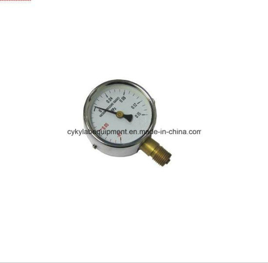 Vacuum Pressure Gauge for Tube Furnaces, M14 * 1.5mm