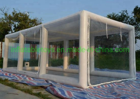 Inflatable Car Clear Tent Showcase Capsule Showcase Bubble Tent Car Transparent Cover Bubble Capsule