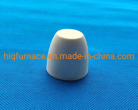 High Temperature Resistant Aluminum Oxide Gold Melting Al2O3 Tray Alumina Ceramic Boat Crucible, Alumina Ceramic Crucible