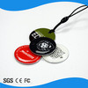 Beautiful Customized Printing Expoxy Keyfob Access Control Expoxy Tag pictures & photos