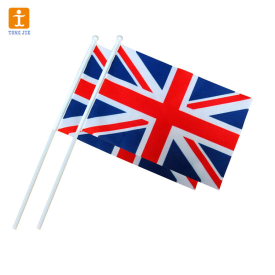 New Arrivals for 2020 Cheap Mini Hand Flags