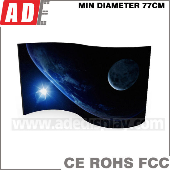 LED Advertising Display with Flexible for Trade Show Exhibition Event LED Display for Wholesale