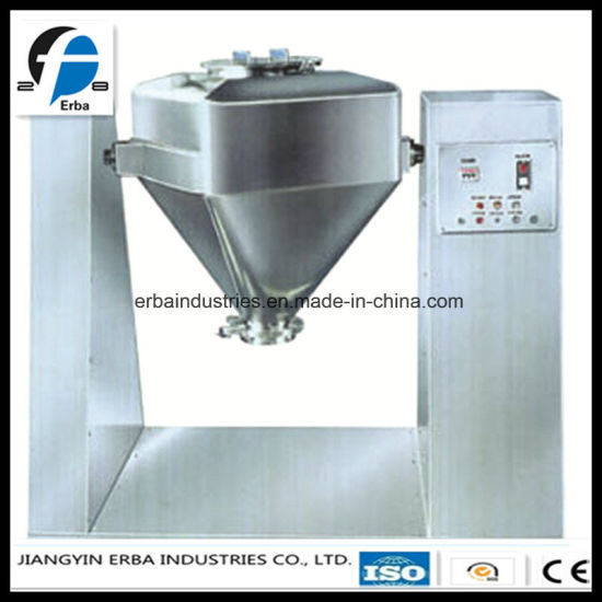 Fh Square Cone Mixer with Stirring Function