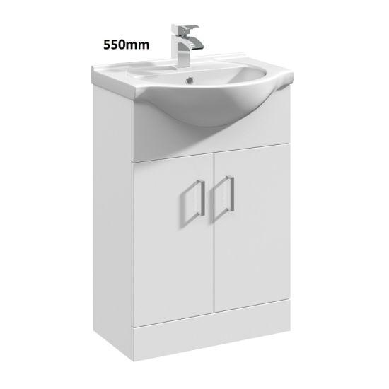 China Bathroom Vanity Unit Basin Sink