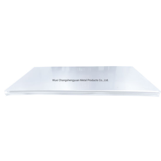 High Quality 304 201 Hairline Stainless Steel Plate
