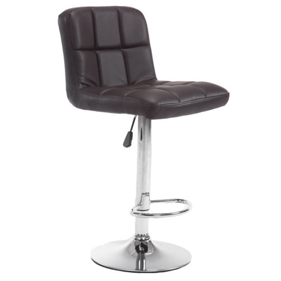 Awesome Modern Swivel Adjustable Hydraulic Leather Coffee Barber Chairs Bar Stools Pdpeps Interior Chair Design Pdpepsorg