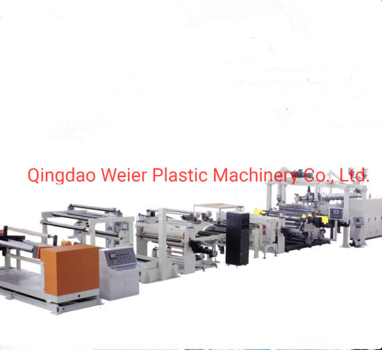 PMMA Sheet Extrusion Machinery PC Sheet Extruder pictures & photos