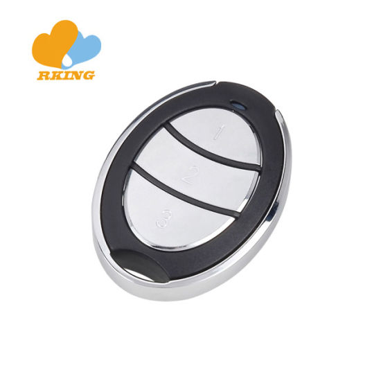Wireless RF Door Remote Control for Automatic Door 433.92MHz RF Remote Transmitter for Gate