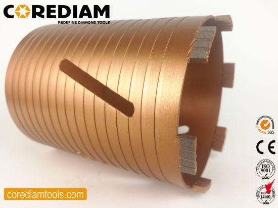 102mm Diamond Cored Drill Bit