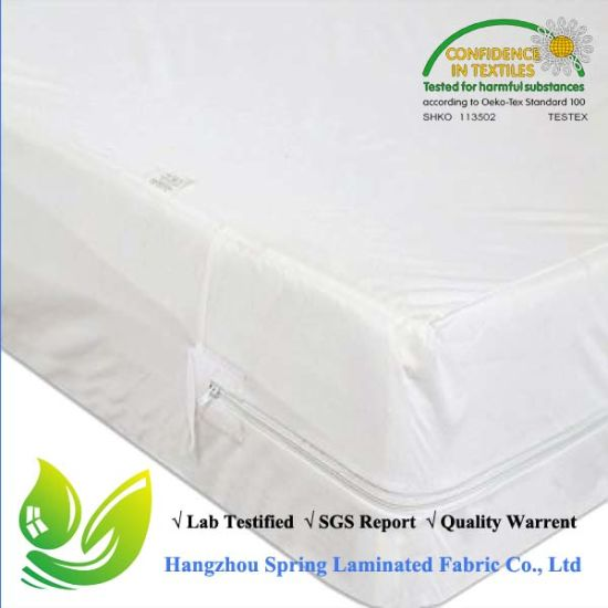 Whole King Size Dust Mites Soft Poly Knitted Mattress Cover