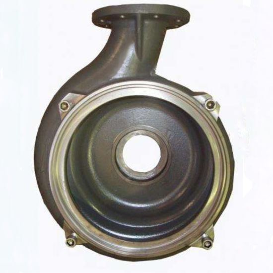 Stainless Steel Investment Casting Pump Shell pictures & photos