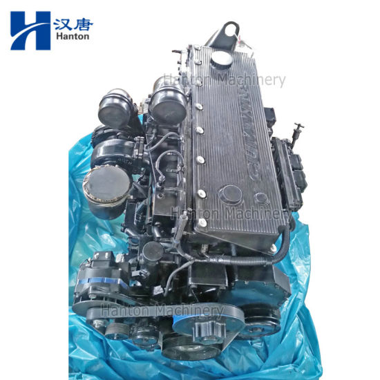 Cummins diesel engine QSM11-C for industrial construction equipment