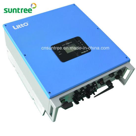 China 20000W on Grid Tie Solar Panels Inverters 3 Phase Inverter ...