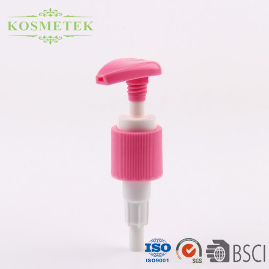 Wholesale PP Lotion Pump for Cosmetic Packaging Bottles
