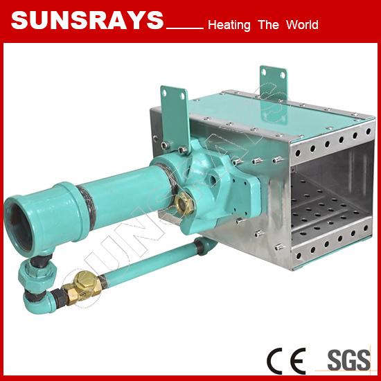 Hot Air Circulation Oven, Gas Air Burner
