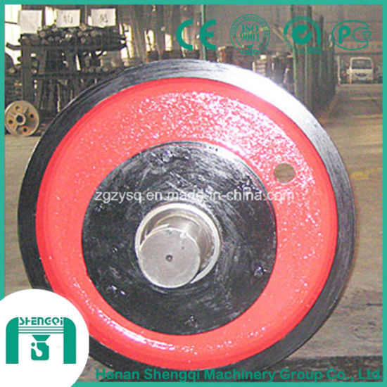 Whole Crane Wheel with Dia. 315mm to 1000mm pictures & photos
