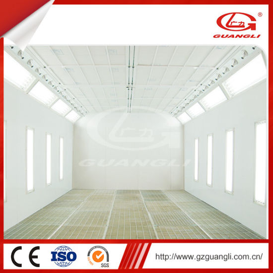 Luxury Water Soluble Garage Equipment Spray Booth (GL4000-A3) pictures & photos