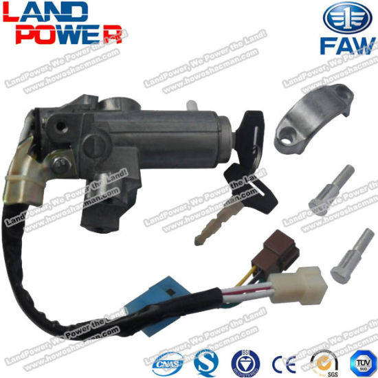 3704010 8eb1 Original Truck Ignition Switch FAW Tractor Truck Spare Parts for FAW Truck with SGS Certification and Competive Price