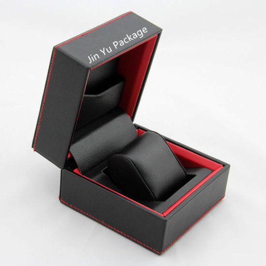 Elegant Plastic Handmade Gift Jewelry Watch Packaging Box Whoelsale pictures & photos