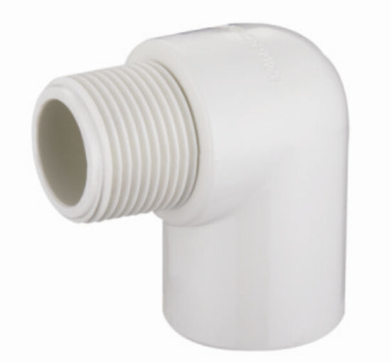 PVC Plumbing Pipe Fitting for Water Supply (ASTM SCH 40) pictures & photos