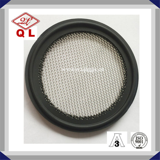 Hot Sales Tri-Clamp Seals in USA Screen Viton Gasket for Food Grade pictures & photos