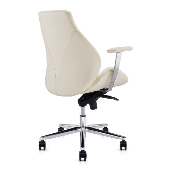 New Luxurious Synthetic Leather Executive Adjustable Office Manager Chair (FS-9004M) pictures & photos
