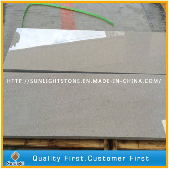 China Grey Cinderella/Mediterranean Marble Slabs for Floor Tiles, Countertops pictures & photos