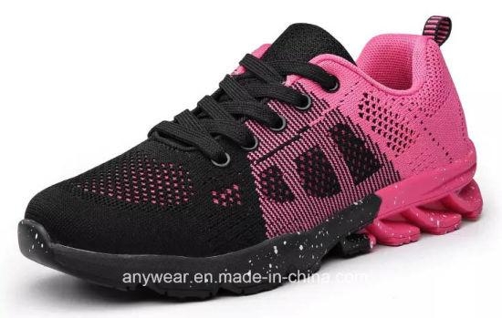Lady Gym Sports Footwear Running Shoes