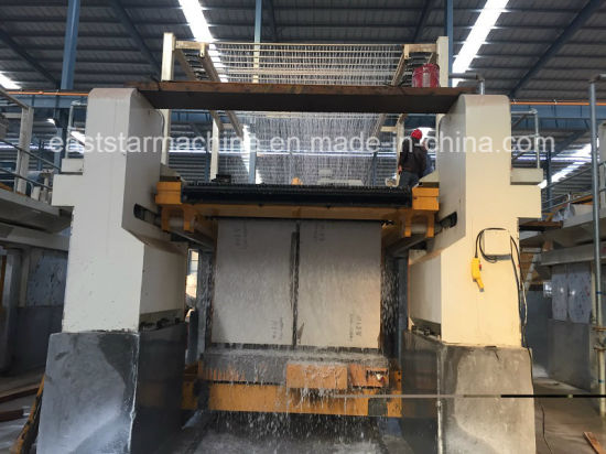 Stone Machine&Marble Block Gang Saw Cutter pictures & photos