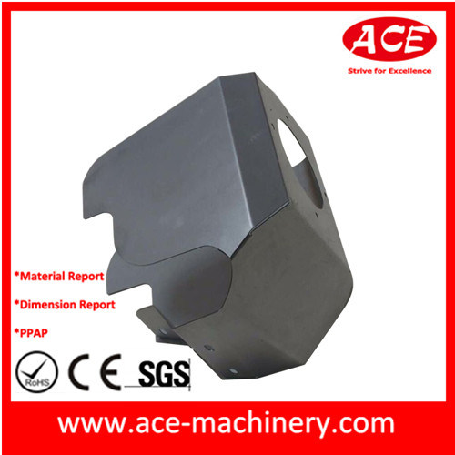 Non Stand Customized Sheet Metal Fabrication Parts of Shipping/Air Solution