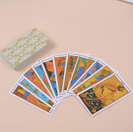 China Portable Version of Love Tarot, Playing Card Custom - China