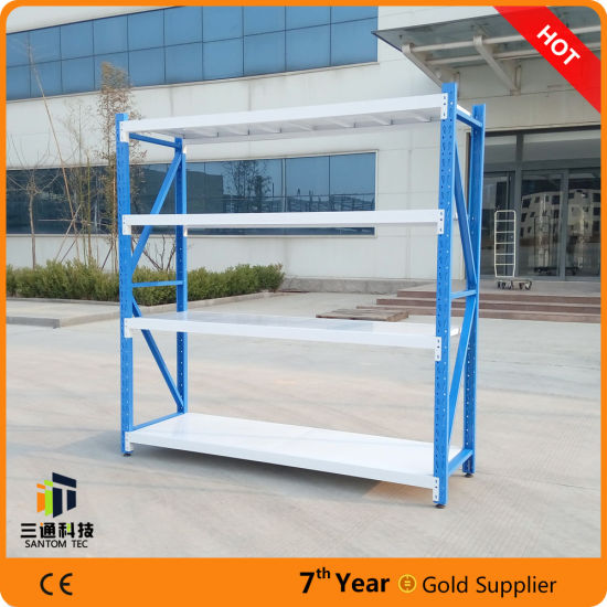China Powder Coated Ultima Longspan Shelving Durable Metal Storage Gorgeous Powder Coating Racks Suppliers