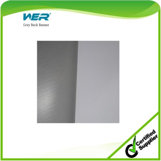 Colourful Shinning Grey Back Banner