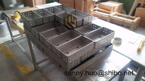 Factory Supply of High Purity Molybdenum Boat, Moly Tray pictures & photos