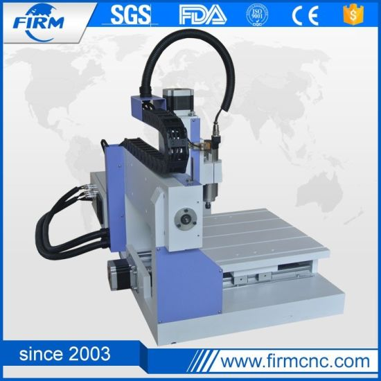 China High Accuracy Factory Price 3d Wood Mini Cnc Router