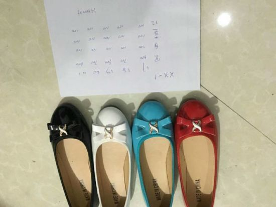Comfort Soft Ballerina Lady Shoes, Women Flat Shoes, Fashion Lady Shoes, 20000pairs pictures & photos
