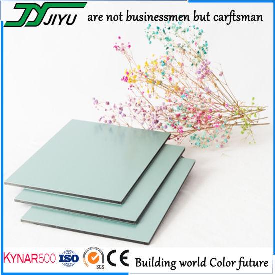 Jiyu ACP Wall Cladding Aluminum Composite Panel