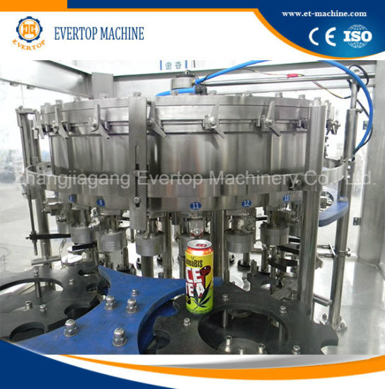 Aluminum Can Drink Filling Machine pictures & photos