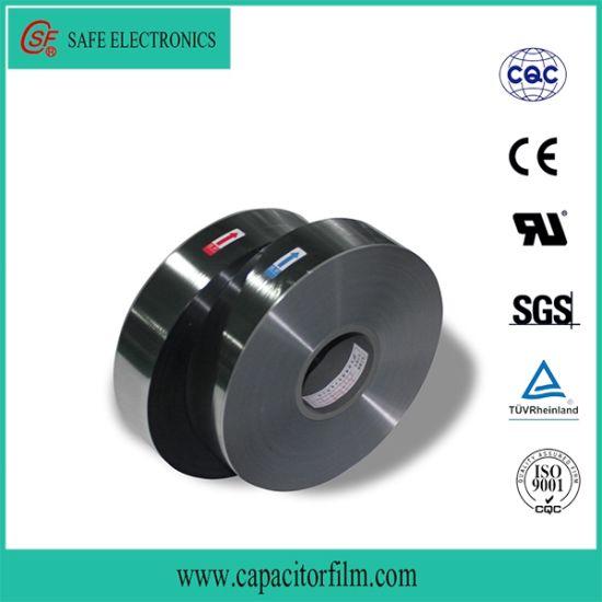 Plastic Film Metallized Polyester Film Used for Capacitors