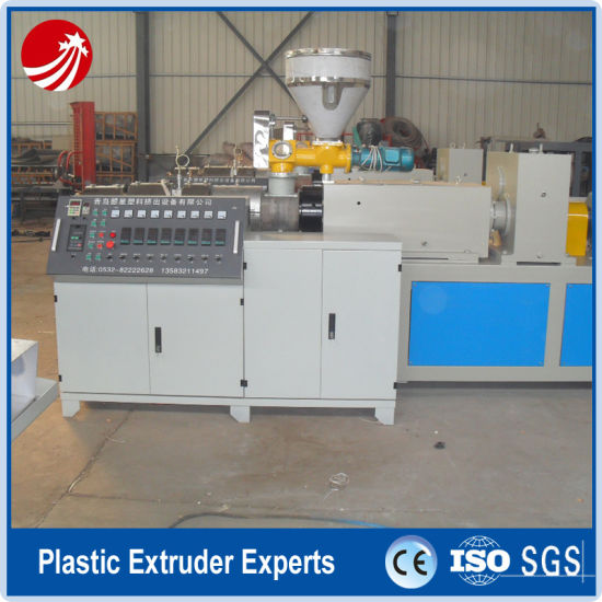 China Popular Full Form PVC Pipe Extruder Extrusion Line for