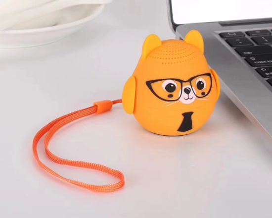 Animal Type Wireless Portable Multimedia USB MP3 Mini Bluetooth Speaker pictures & photos