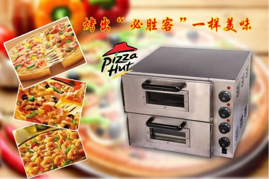 2017 Hot Sale Chain Conveyor Pizza Oven pictures & photos