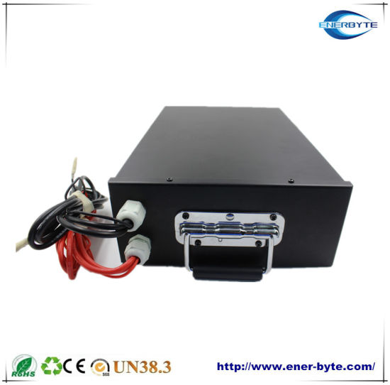 Lithium Battery 60V 20ah for Electric Motorcycle