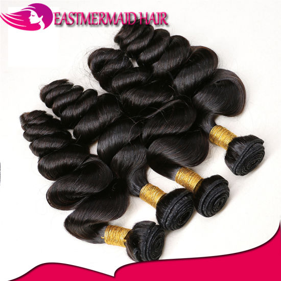 Malaysian Loose Weave 100% Human Hair Remy Hair Extensions