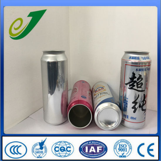 China 475ml 16oz Aluminum Cans with 202# Ends for Beer - China Cans