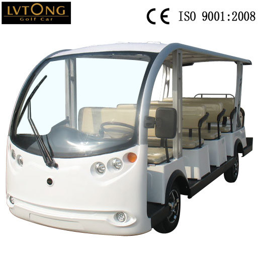 14 Seater Electric Sightseeing Car Battery Sale pictures & photos